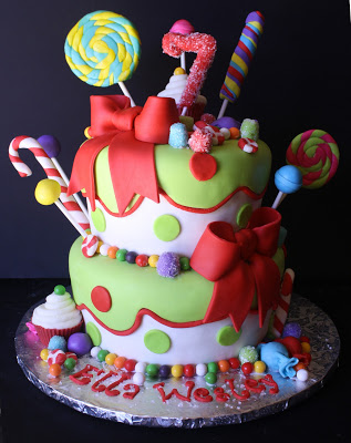 Wondrous Rose Bakes A Holly Jolly Christmas Birthday Cake Rose Atwater Funny Birthday Cards Online Barepcheapnameinfo