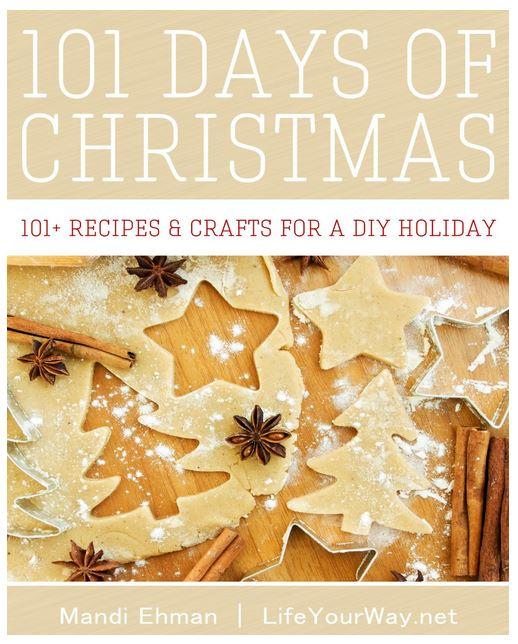 Free eBook:  101 Days of Christmas