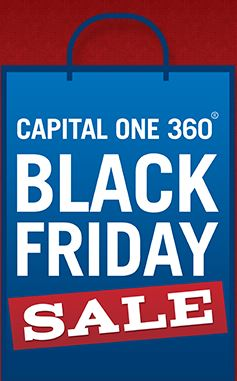Capital One: Earn $200 in Bonuses When You Open Capital One Checking and Savings Accounts