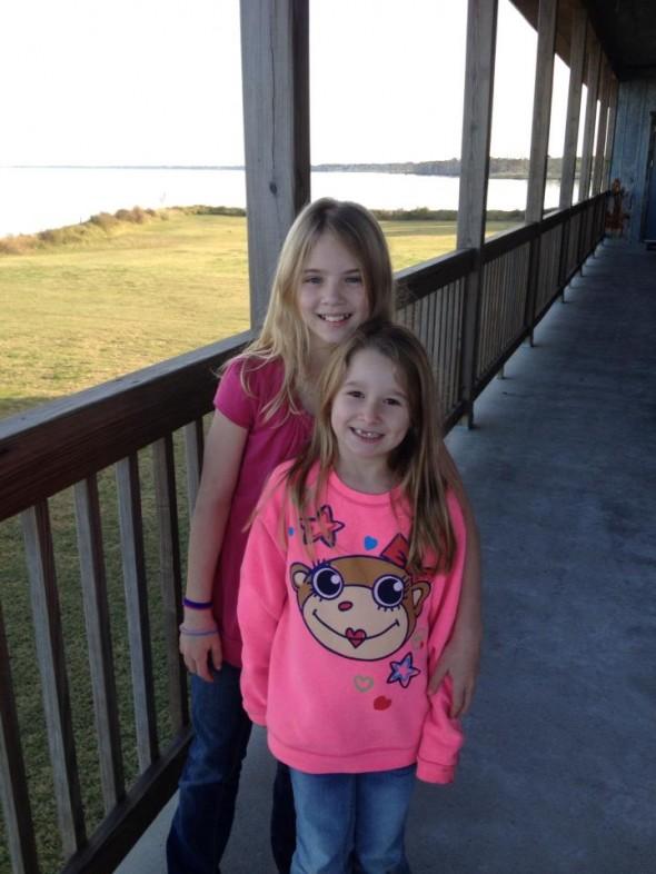 Sarah and Addison
