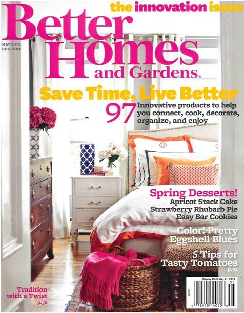 Free Subscriptions to Better Homes and Gardens Magazine