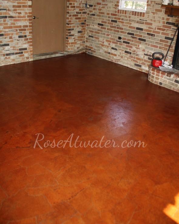 Brown Paper Floors 02