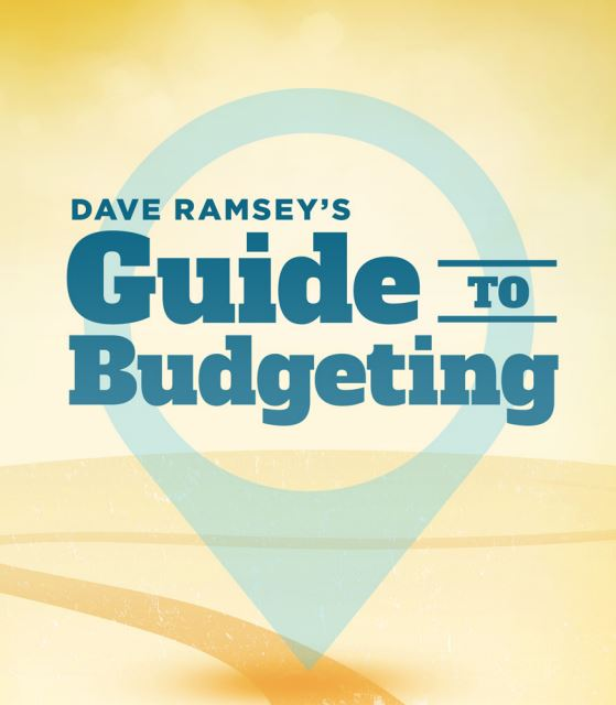 Free Guide to Budgeting Download from Dave Ramsey