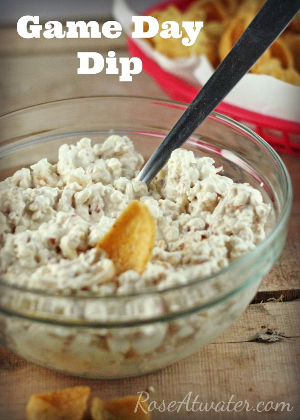 Game Day Dip With Cottage Cheese