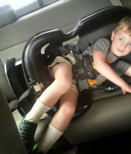 Asher Carseat