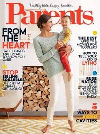 Free 1 Year Subscription to Parents Magazine