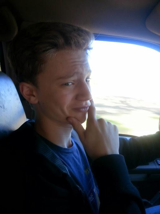 Joshua Driving