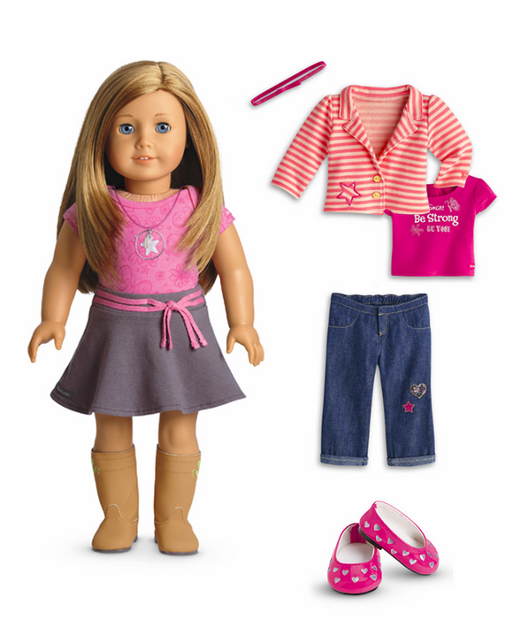 American Girl Doll Set