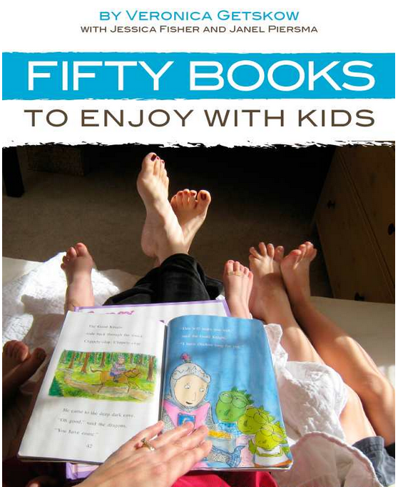 Click here to get Fifty Books to Enjoy With Kids for FREE!