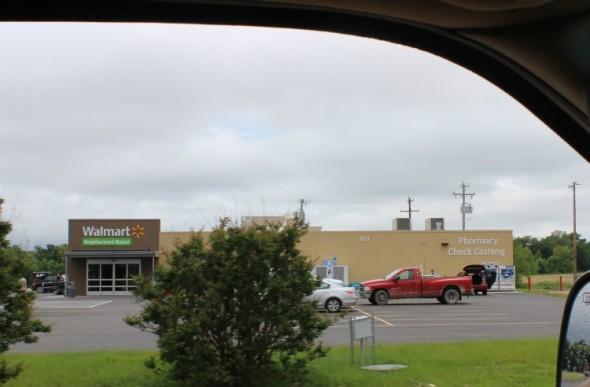 Tiny Walmart