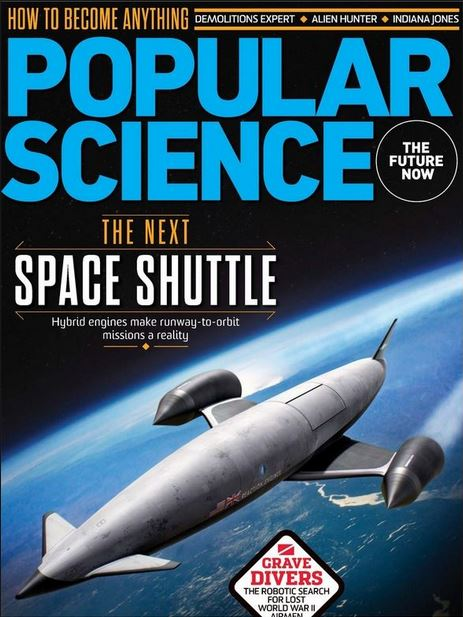 (All Gone!) Free One Year Subscription to Popular Science Magazine