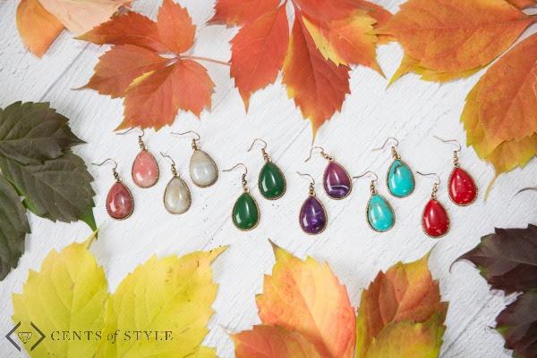 Frugal Gift Idea:  Beautiful Earrings under $5 Shipped!