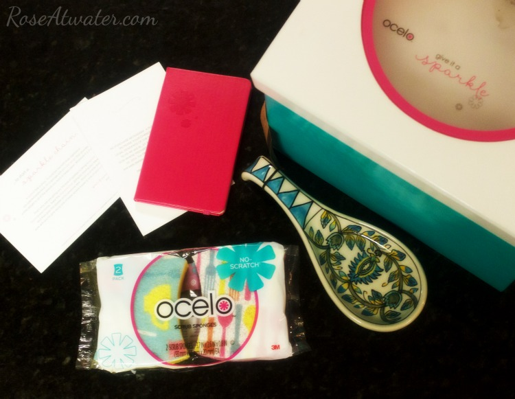 My New Spoon Rest: Win a Free Sparkle Box!