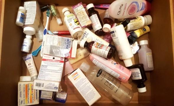 Day 11 Medicine Cabinet