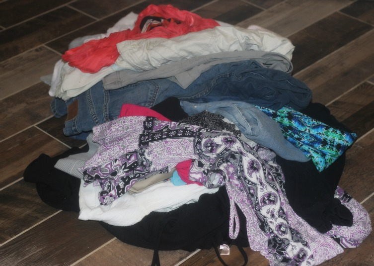 500 Things Decluttering Challenge: Day 12 (again)