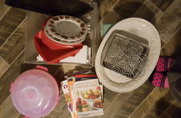 500 Things Decluttering Challenge: Day 8