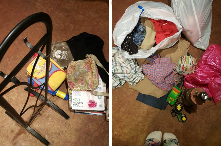 500 Things Decluttering Challenge: Day 12 (the unofficial version)