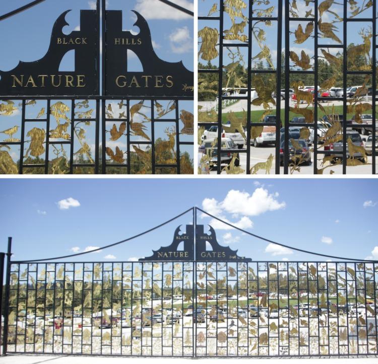 Black Hills Nature Gates