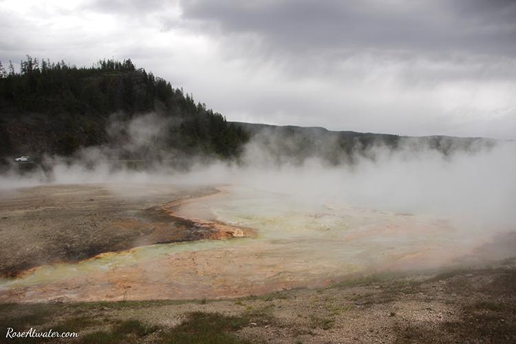 Sulfer at Yellowstone