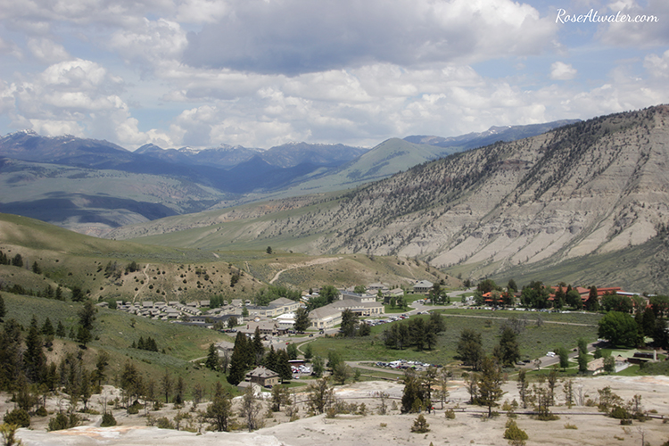 Town of Mammoth Hot Springs