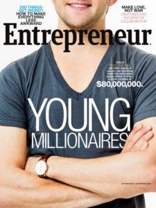 Free Subscription to Entrepreneur Magazine!