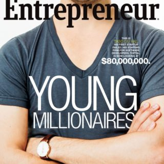 Free Subscription to Entrepreneur Magazine!
