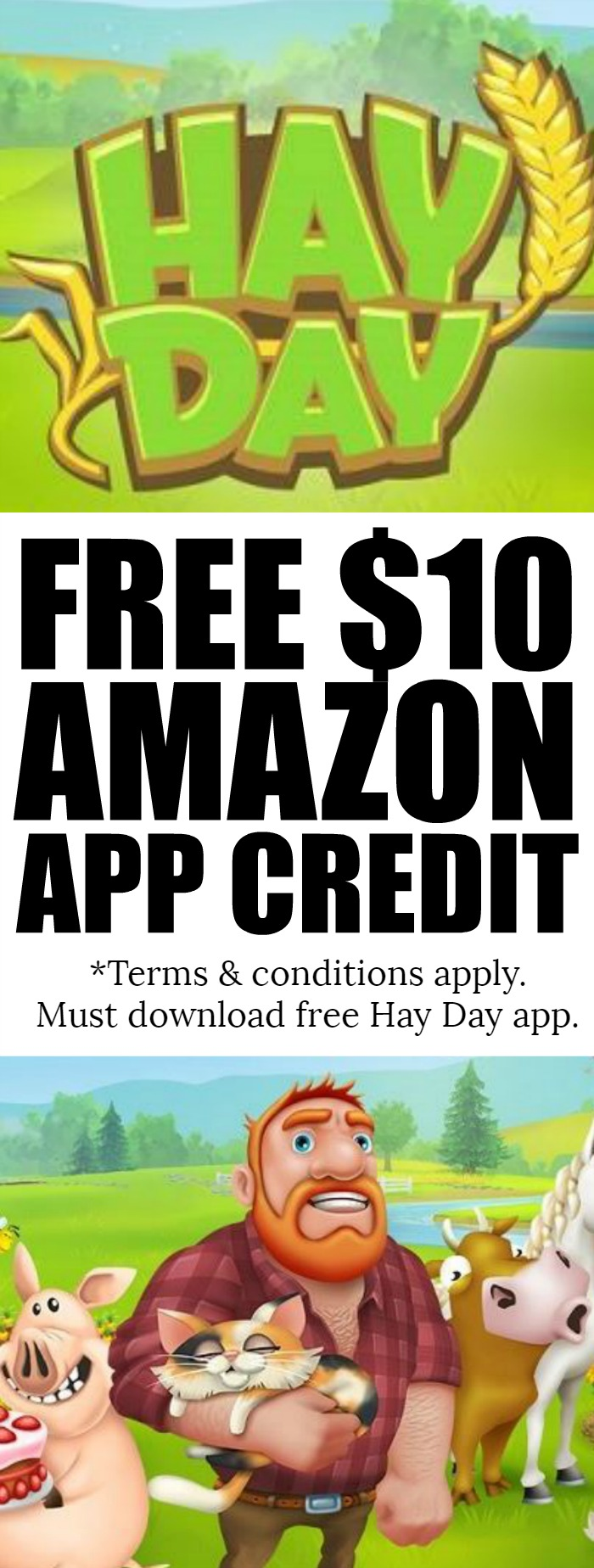 Free $10 Amazon App Credit