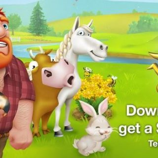 Free $10 Amazon App Credit with Free Hay Day Game Download