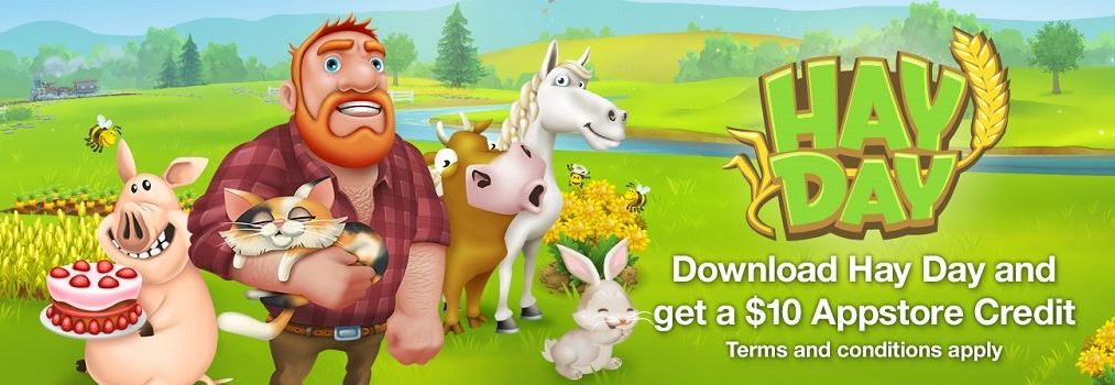 download hay day game for free