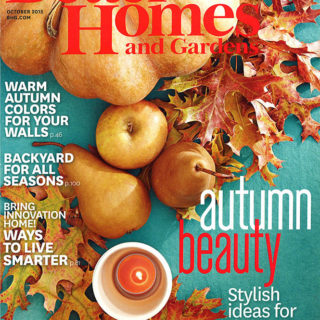 Free Better Homes & Gardens Magazine Subscription (Day 6 of the Write 31 Days Challenge)