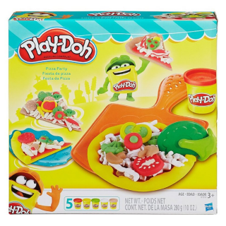 Free Play-Doh Pizza Party Set from Walmart (after cash back)
