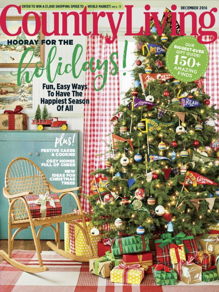 Free One Year Subscription To Country Living Magazine Rose Atwater